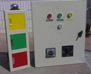 人防呼叫按钮 三色控制灯箱 密闭接线盒生产厂家-山东德武防护设备公司