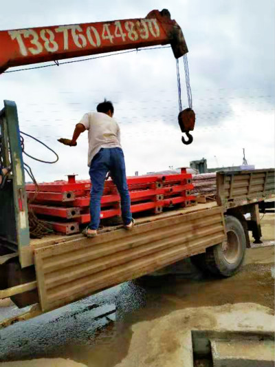岳阳泥头车轮胎自动冲洗平台 现场施工方案