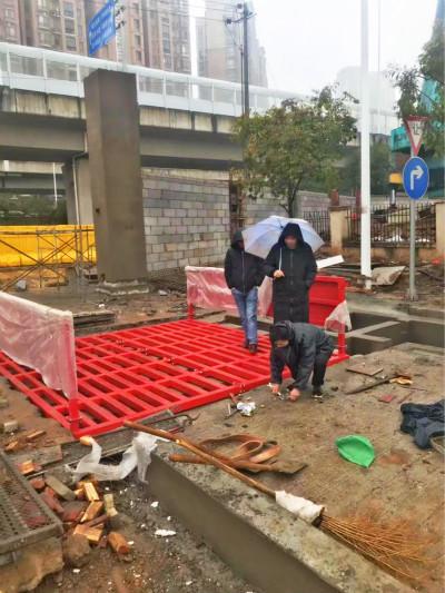 岳阳采石场工程车自动冲洗槽 大品牌厂家