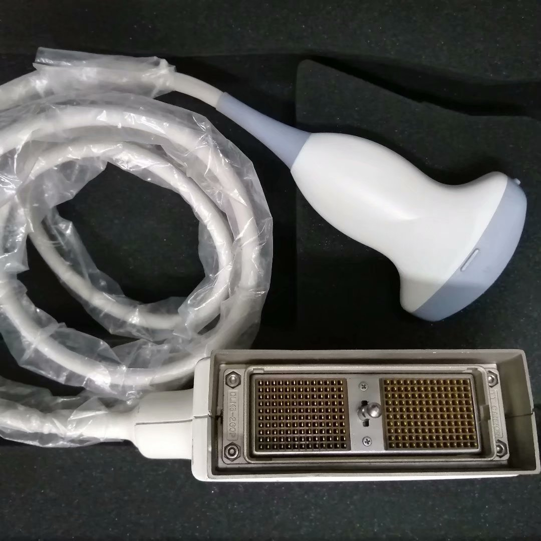 GE 4C彩超探头维修换声头,换外壳