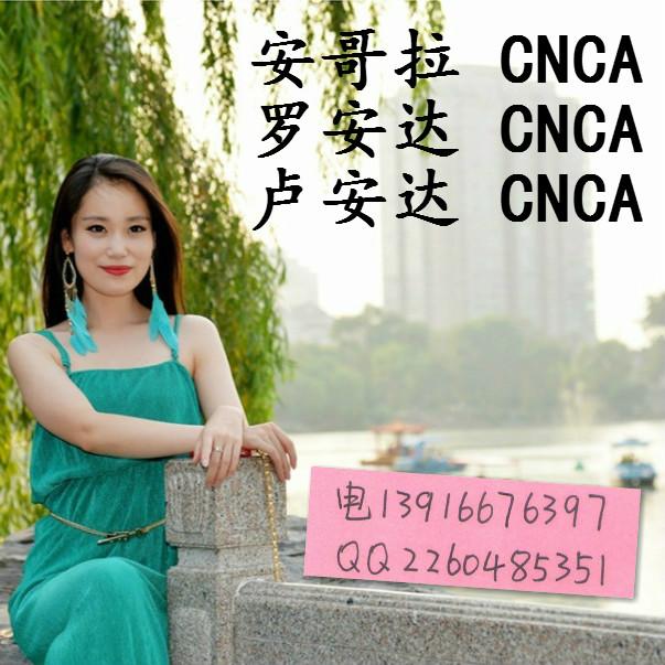 一个小柜安哥拉CNCA认证费用是多少