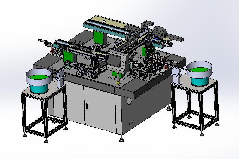 中山市麒骋机电激光打标机,非标点胶机,非标自动化